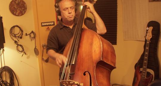Bass recording, Tango central - Avantango / Pablo Aslan