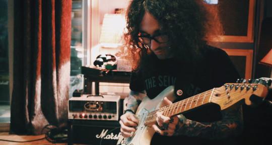 Session Guitarist & Songwriter - Adam Jessamine