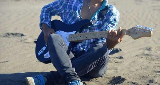 session guitarist  - attyla vass