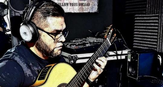 Session Guitarist  - Francisco Hernandez
