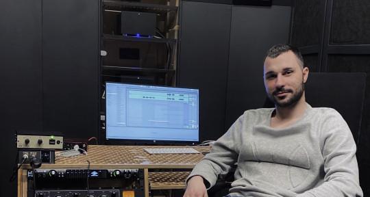Production, mixing & mastering - Bogdan Bobrov