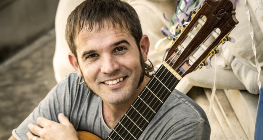 Singer, songwriter - Cesk Freixas
