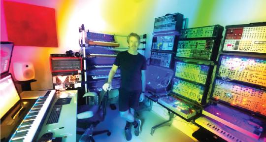 composer modular synth guru - Dudadius