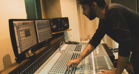 remote mixing and edit  - Igor Gab