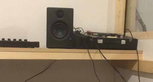 recording studio/producer - Charlie Atkinson Music
