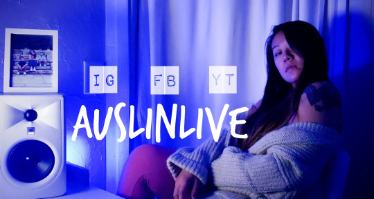 Pop/Rnb/EDM Singer-Songwriter - Auslinlive