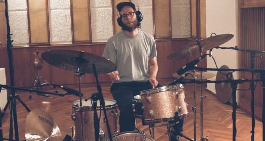 Creative Drum Tracks - Chris Hill