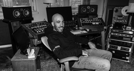 Analog Mastering, Big Mixes - Ohad Nissim