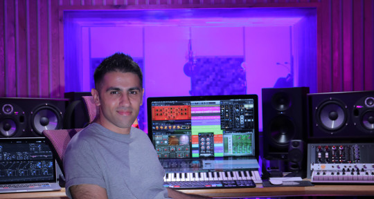 Music Producer, Composer - Vahagn Stepanyan