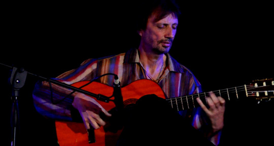 guitar player  /composer - Vladimir Stetsenco