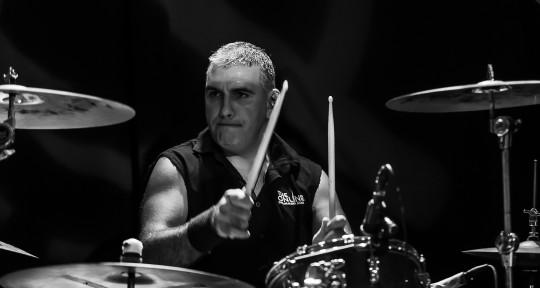 Online session drummer - Aviram Zeevy