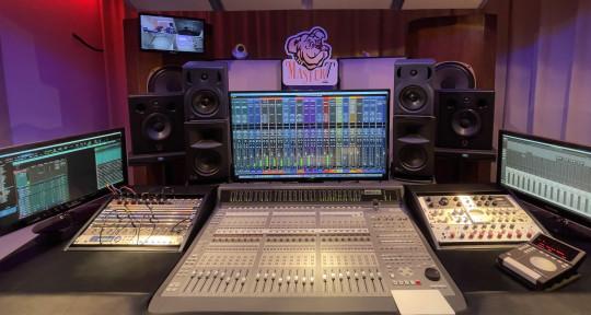 Master T - Recording Studio - Master T
