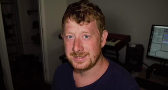 Keyboardist and Producer - Karl Ludwigsen