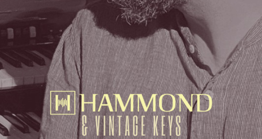 Hammond B3 - Keys - Arranger - Larry Walters