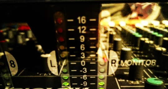 Remote Mixing & Mastering - BuckBearStudios