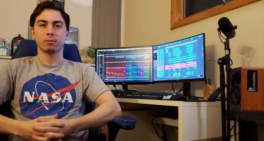 Mixing & Mastering Engineer - Matt Hendler