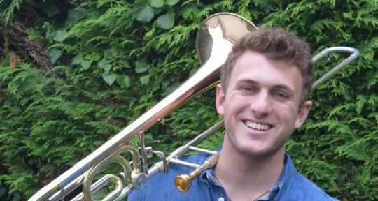 Session Trombone player - Greg Male
