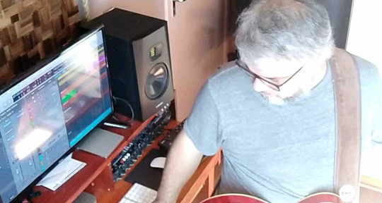 Producer & Mixing & Mastering - Leandro Machado