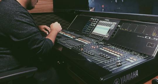 Mus.Producer,Mixing,Guitarist - Alex Aédel Jr