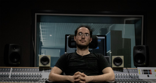 Mixing & Mastering engineer - Keve Szatmari