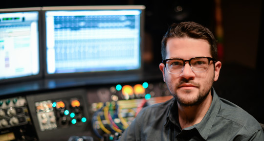 Mixing & Producing - Gus Berry