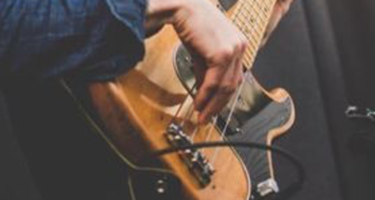 Session Bass - Giancarlo Tammaro