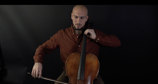Session Cellist  - Nick Anton