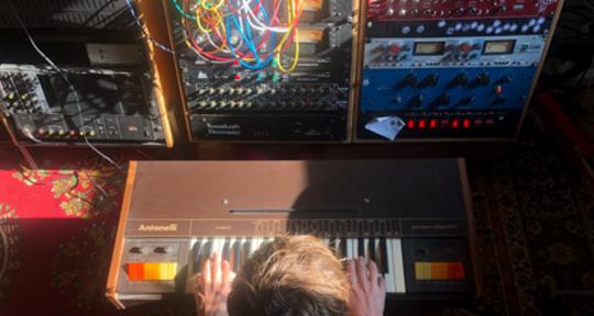Mixing & (STEM-)Mastering - Frederik Tack