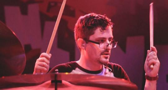 Drummer/Bassist - Andrew Hapeman