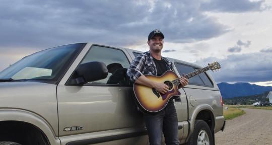 Singer, Songwriter, Guitarist - Colt Sterk