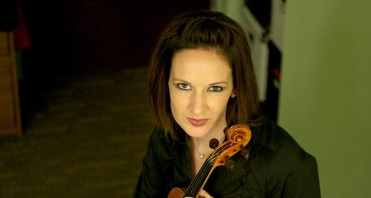 Session violinist/arranger - Shaundra Culatta