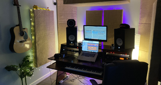 Mixing and Mastering - Space Music Studio