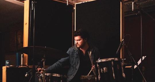 Session Drummer/Percussionist - Garrit Tillman