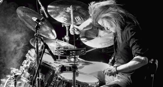Professional Live Drum Tracks - Chris Reed