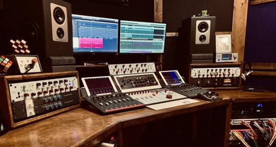 Mixing and Mastering - Joel Hume