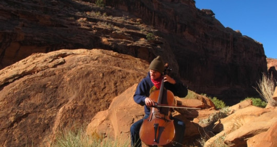 Session Cellist, Songwriter - Sean Deschamps