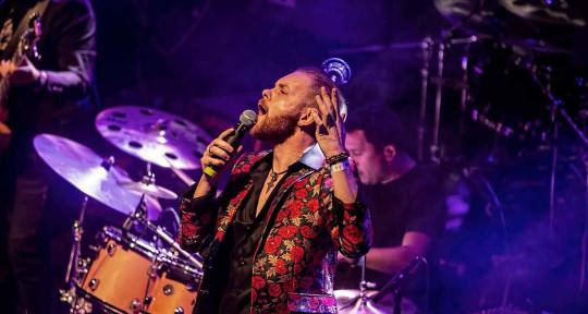 Singer, session musician - Marty Stevens