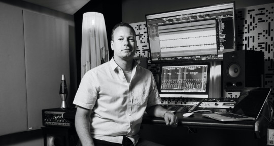 Mixing and Mastering Engineer - Jeff at DCE Louisville