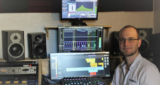 recording, mixing, mastering - Studio Pélican