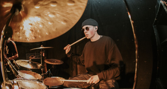 Session Drummer - Cole Pomeroy