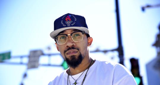 Rapper, Songwriter, Lyricist - J Nolan
