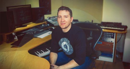 Producer / Writer / Remixer - Justin Scharvona