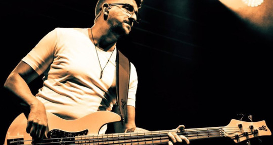 Session Bass Player, Producer - Mark Wilson