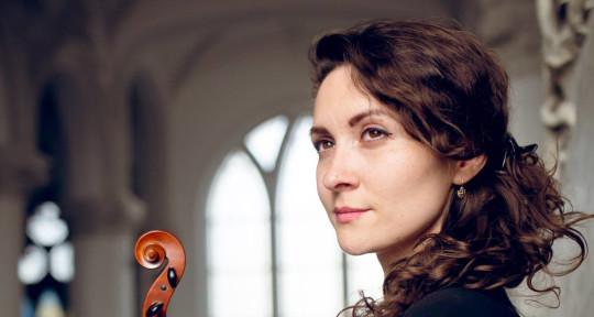 Composer, Singer, Violinist - Mirela Nita