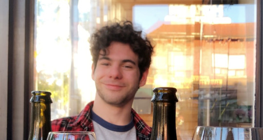 Producer, Musician, Songwriter - Ben Warnick