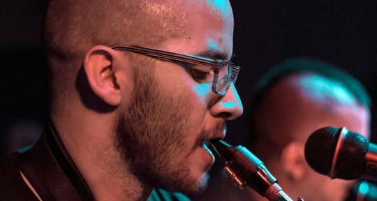 Session Alto Saxophonist - Sergio García Mejía