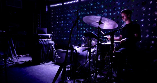 Remote Session Drummer - Keir Adamson