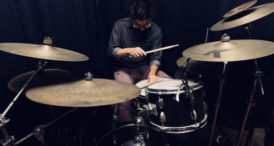 Remote Session Drummer - Fernando Gomez