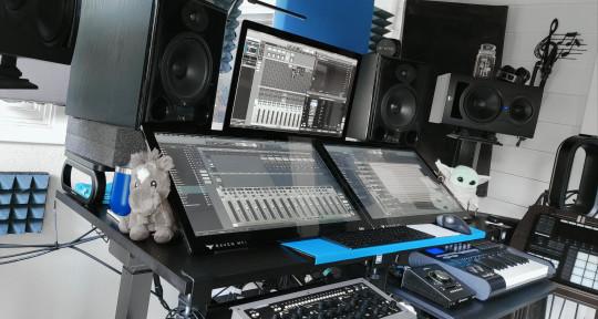 Mixing, Mastering, Production  - MoMakkiMusic