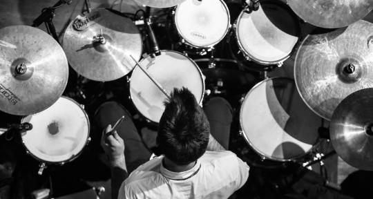 Producer & session drummer - Ekta Kolektiv Studios